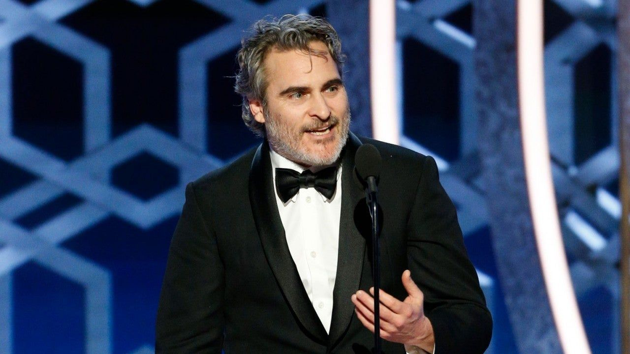 Image result for Joaquin Phoenix Doesn't Consider Christian Bale As His 'Competition'