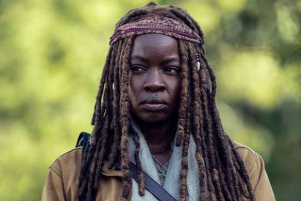 Image result for Before The Walking Dead Exit! First Michonne Picture Shows Her Final Mission