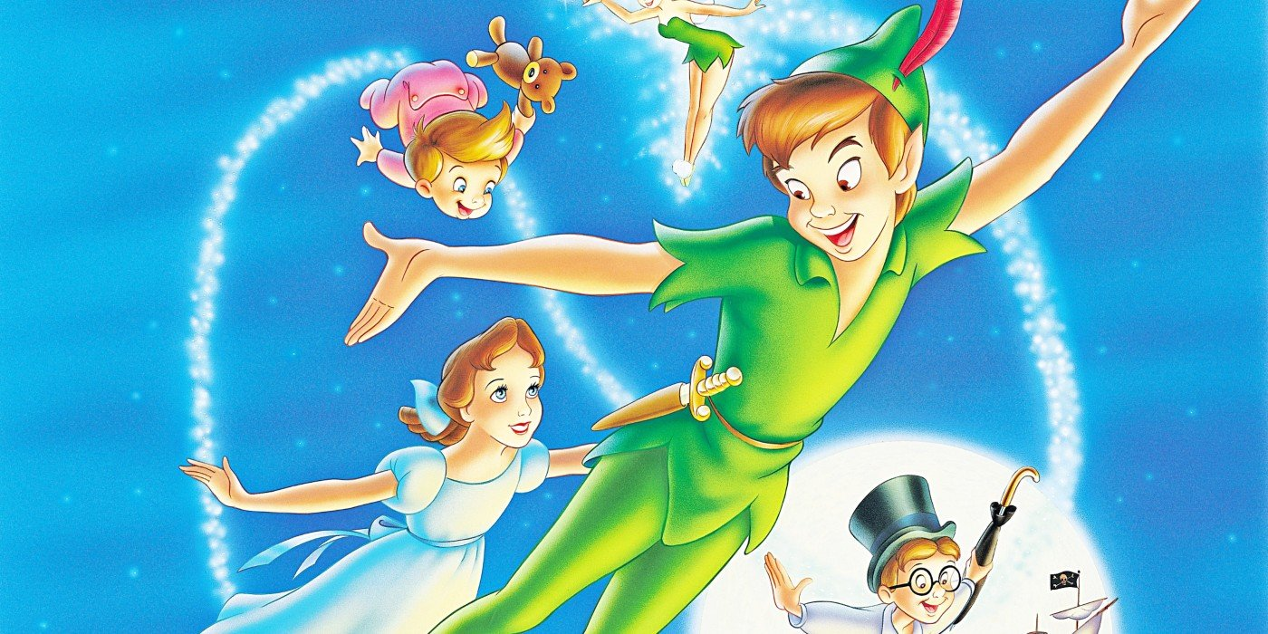 Image result for Disney+ Remake Of Peter Pan Receives A New Title And Character Breakdowns