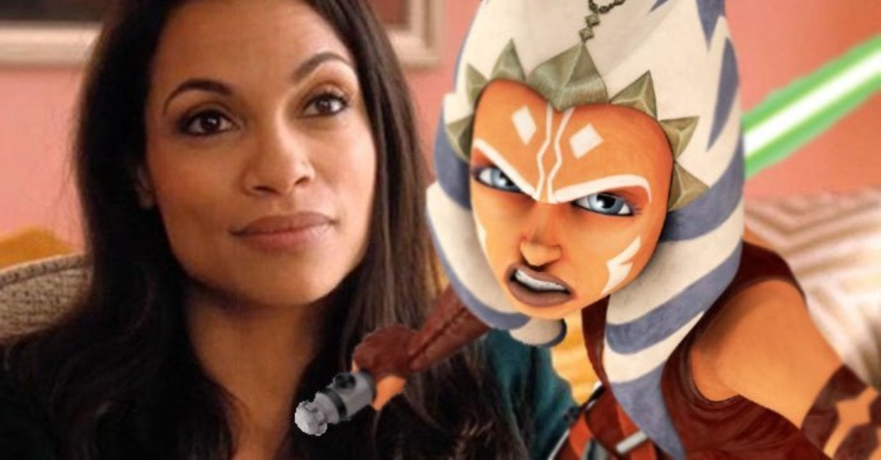 Image result for Star Rosario Dawson Says She Still Wants To Play The Role Of Ahsoka Tano