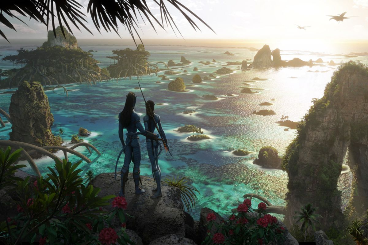 Image result for Avatar 2 Movie Concept Art Unveiled By James Cameron