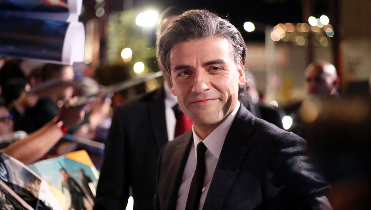Image result for Oscar Isaac To Produce And Cast In Great Machine Movie