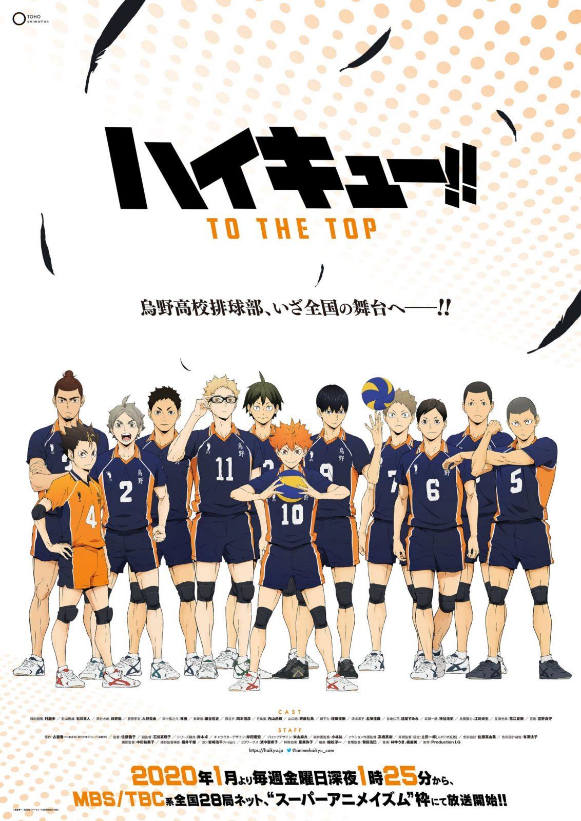 Haikyu!! To The Top