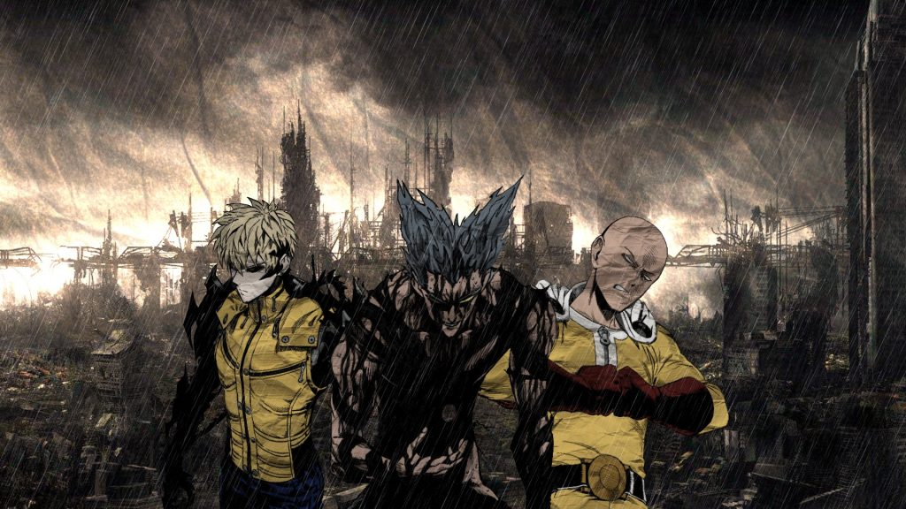 Saitama-One-Punch-Man-Season-3