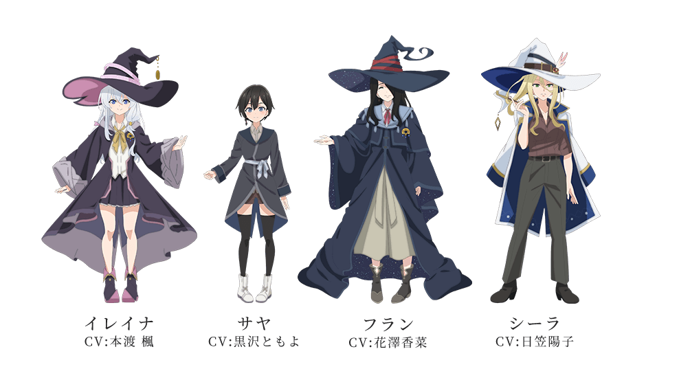 Wandering-Witch-Cast