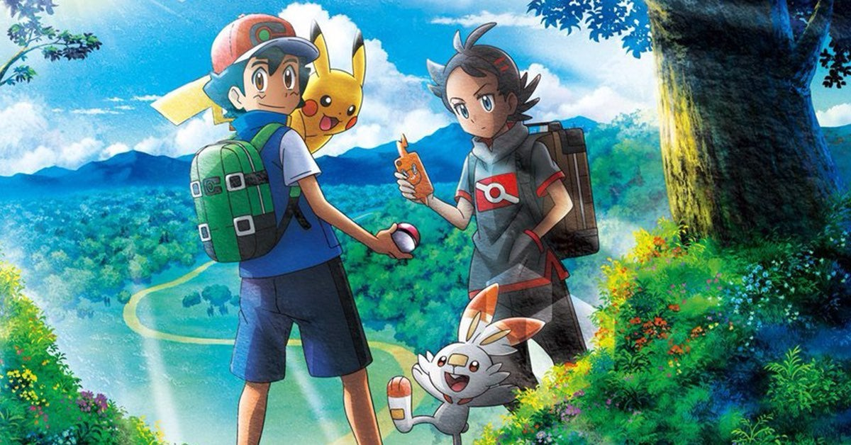 pokemon journeys-