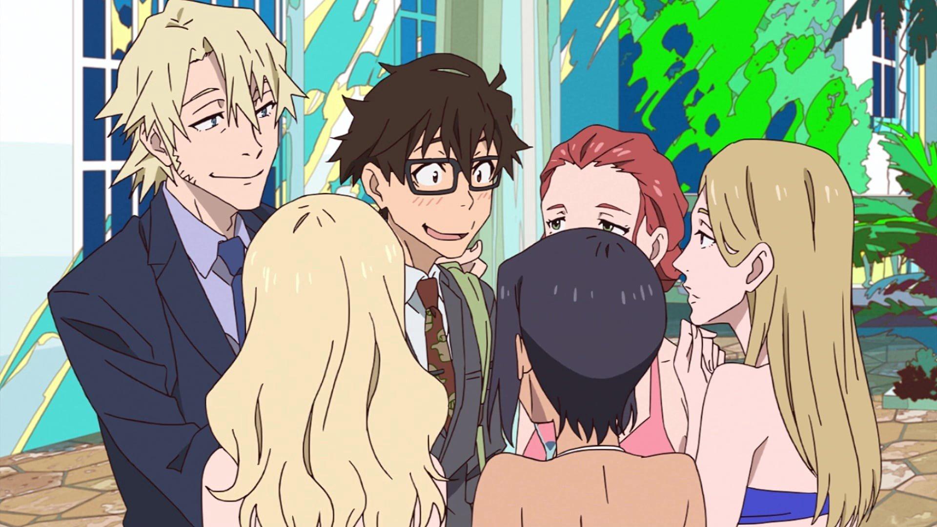 Great-Pretender-Anime-Part-1