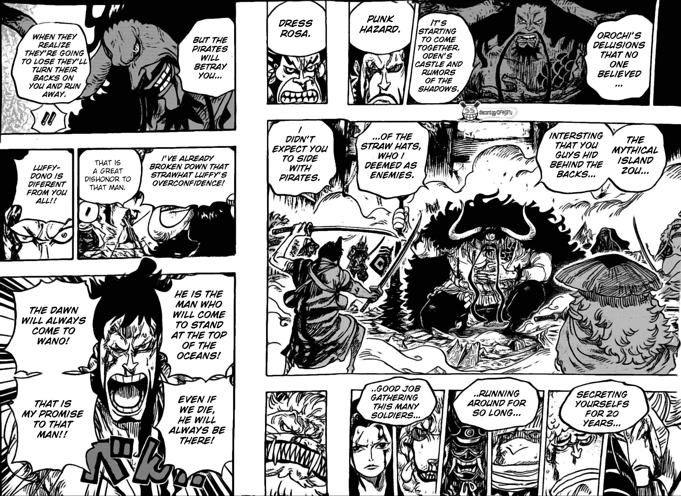 One-piece-chapter-987