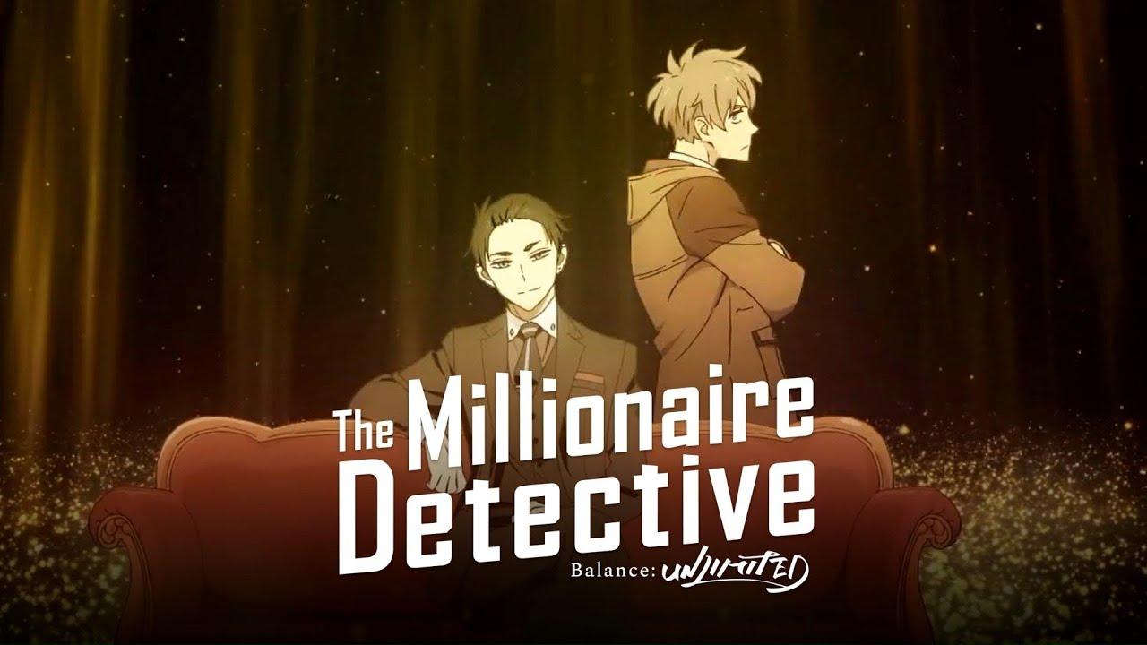 The-Millionare-Detective-Anime