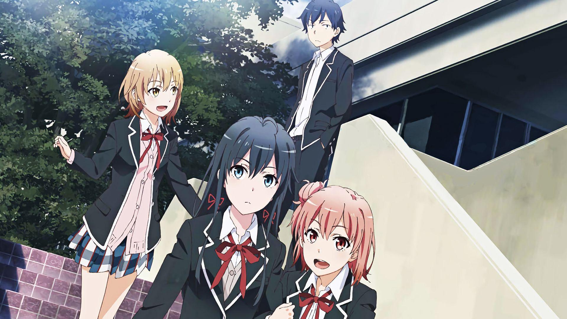 my-teen-romantic-comedy-snafu-season-3-epiosde-5-release-date