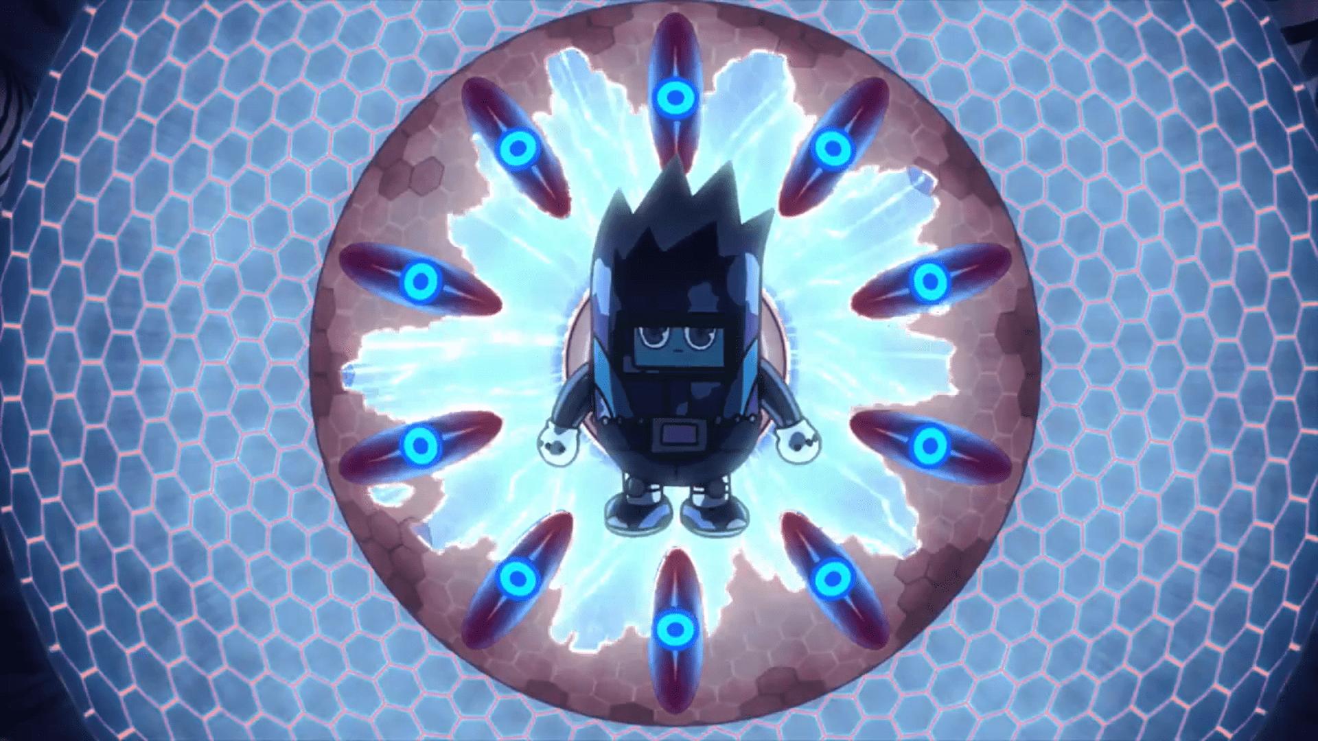 Kaburagi-Cyborg-Form