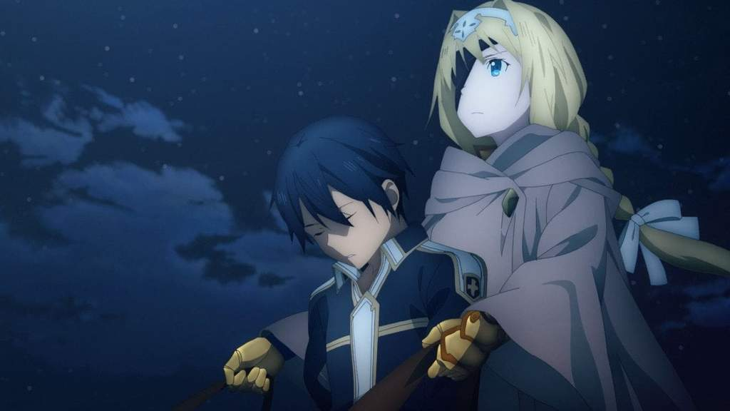 Sowrd-art-online-alicization-Kirito-and-Alice