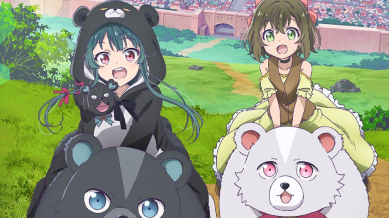 kuma-kuma-kuma-bear-anime