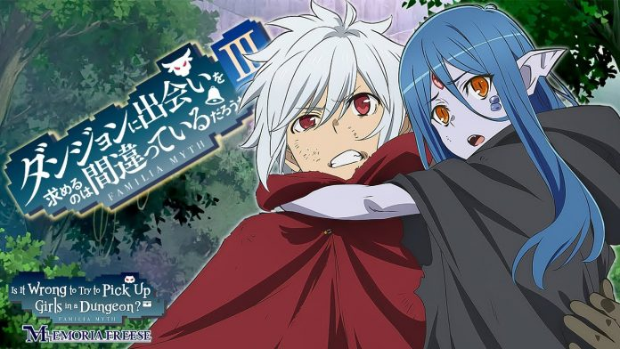DanMachi-Is-It-Wrong-To-Try-To-Pick-Up-Girls-in-a-Dungeon-episode-6-season-3