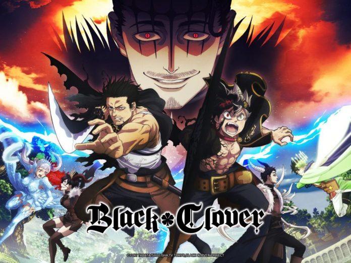 Black Clover Episode 159