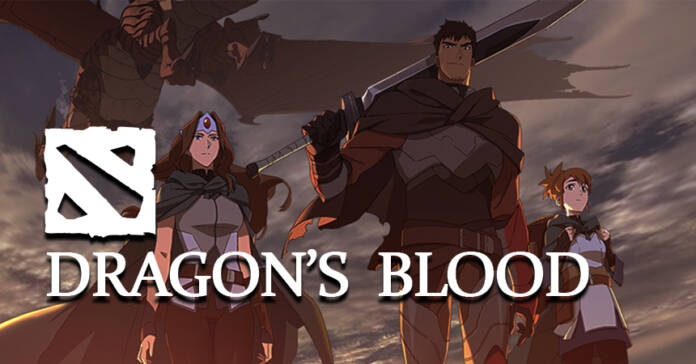 Netflix's DOTA: Dragon's Blood Release Date