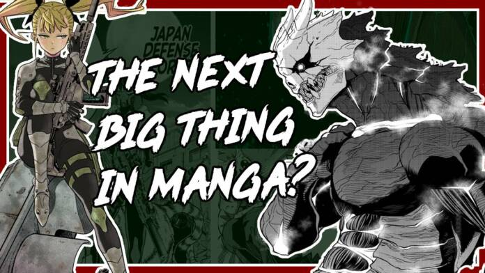 Kaiju No 8 Chapter 28 Release Date