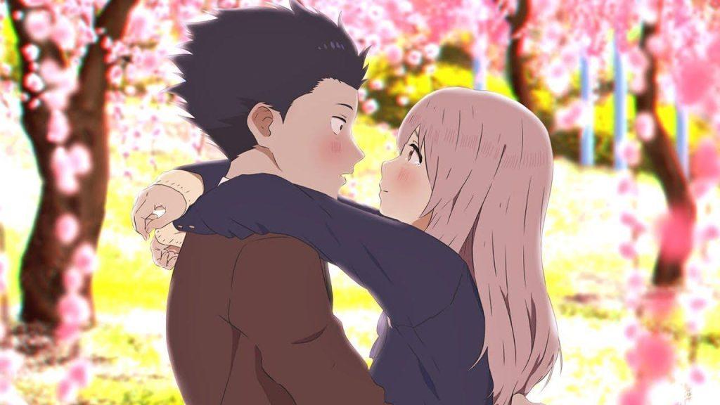 Ishida and Shoko Romance In A Silent Voice 2