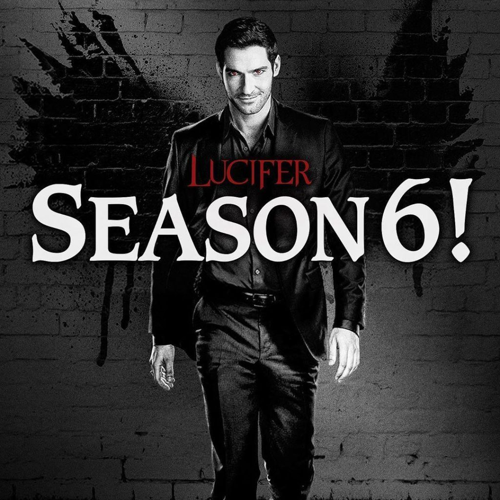 Lucifer Season 6 Cover