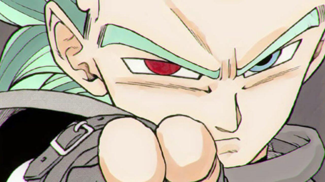 Dragon Ball Super Granolah's picture