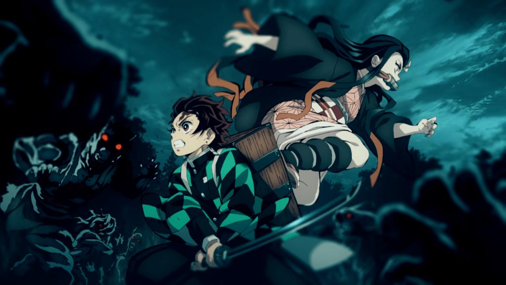 new anime like black clover Demon Slayer