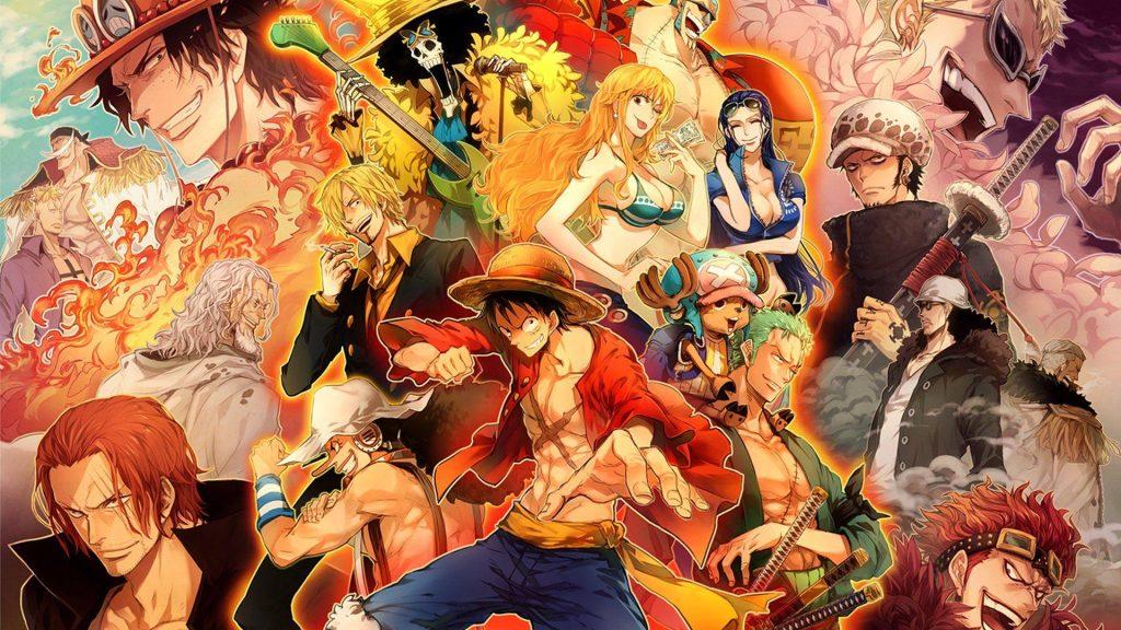 anime black clover asta One Piece