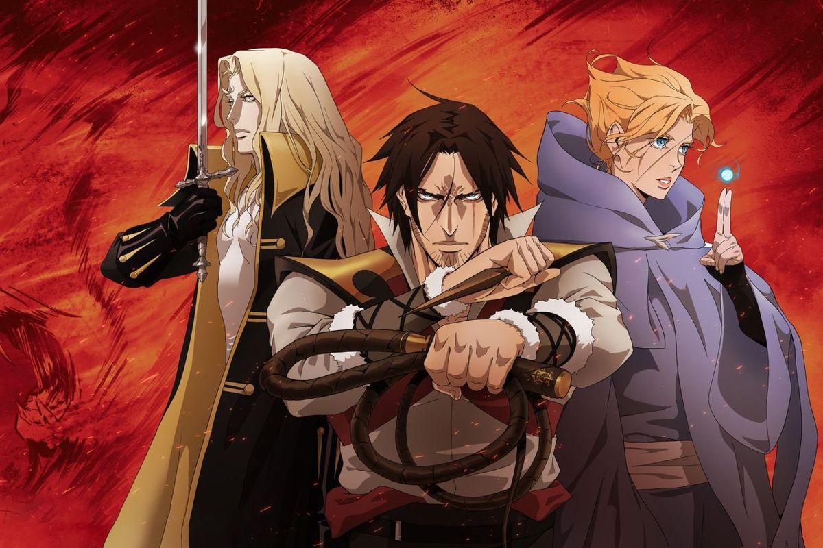 Netflix-Announces-New-Castlevania-Spin-off!