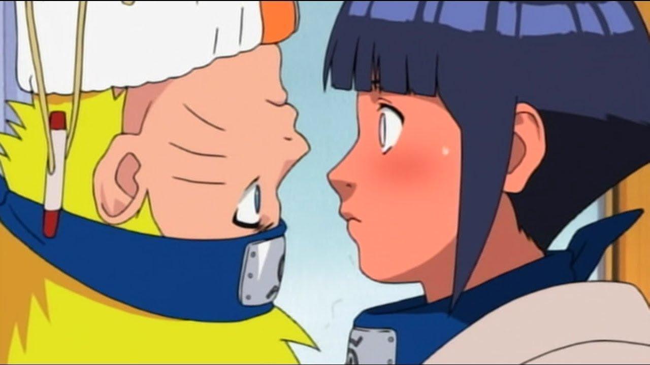 Beautiful Dandere Anime Girl Hinata Hyuga From Naruto