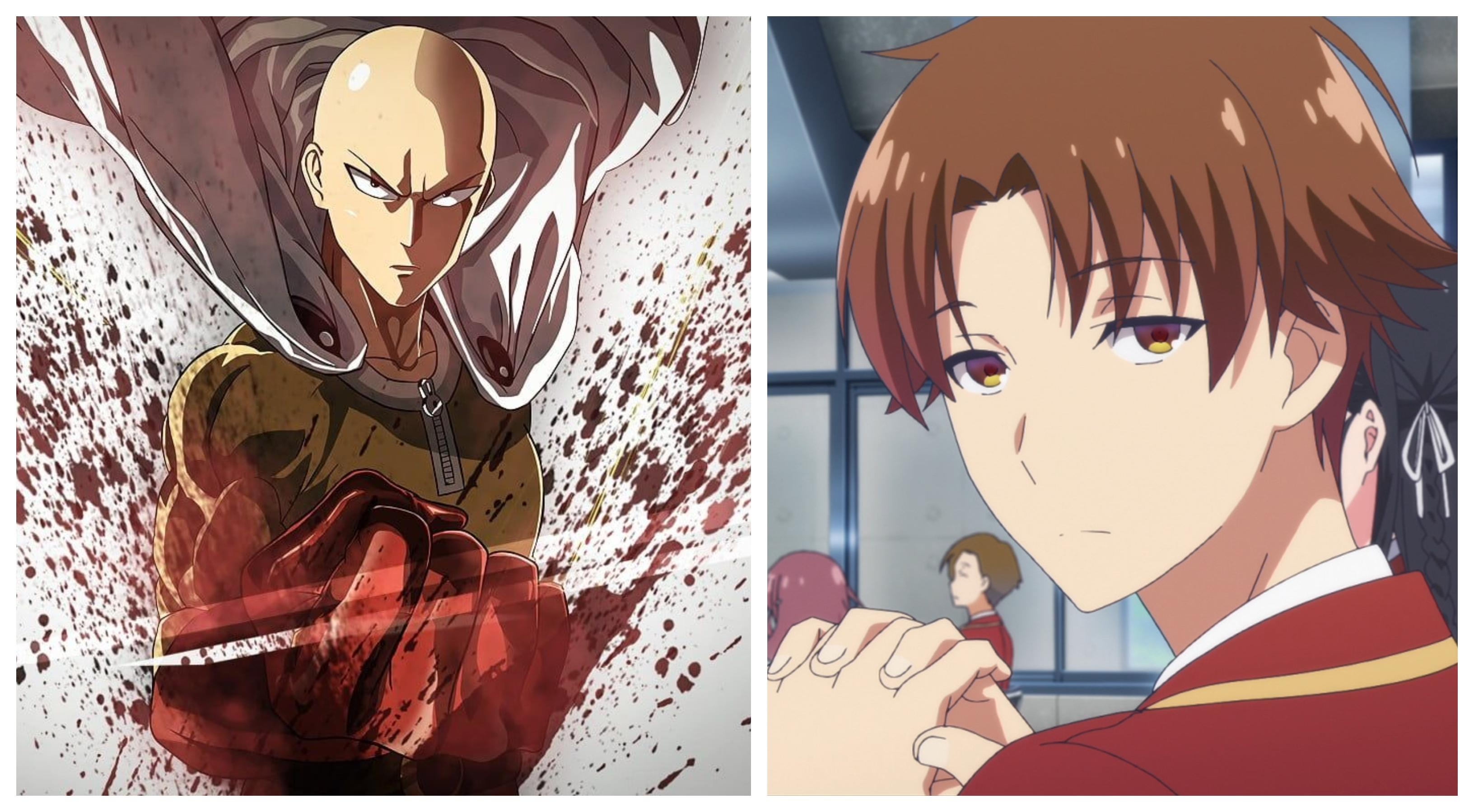 Best overpowered main character in anime